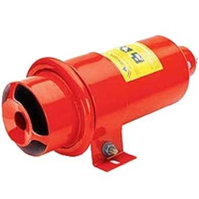 0.5 - Модуль порошкового пожаротушения Буран 0,5