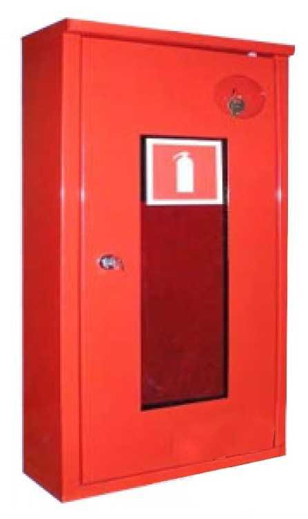 103Н открытый - Шкаф для огнетушителей ШПО-103