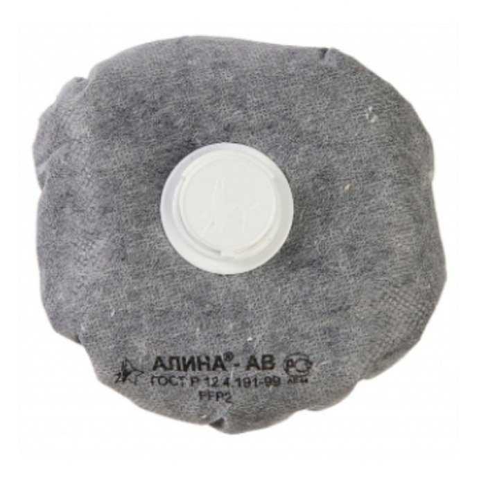 ав - Полумаска фильтрующая (респиратор) Алина-АВ