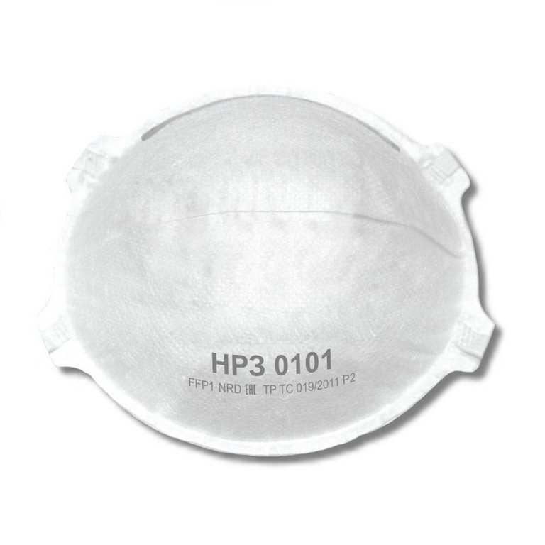 0101 - Полумаска фильтрующая (респиратор) НРЗ-0101 FFP1