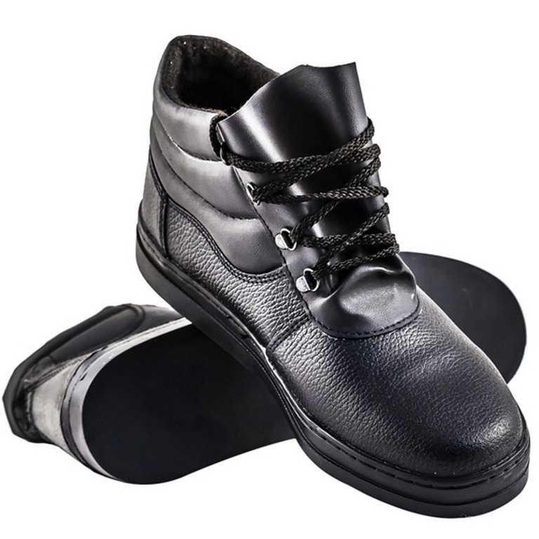 ботинки мужские 1 - Ботинки Асфальтоукладчик