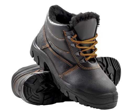 ПРАКТИК С МП УТЕПЛЕННЫЕ ботинки мужские