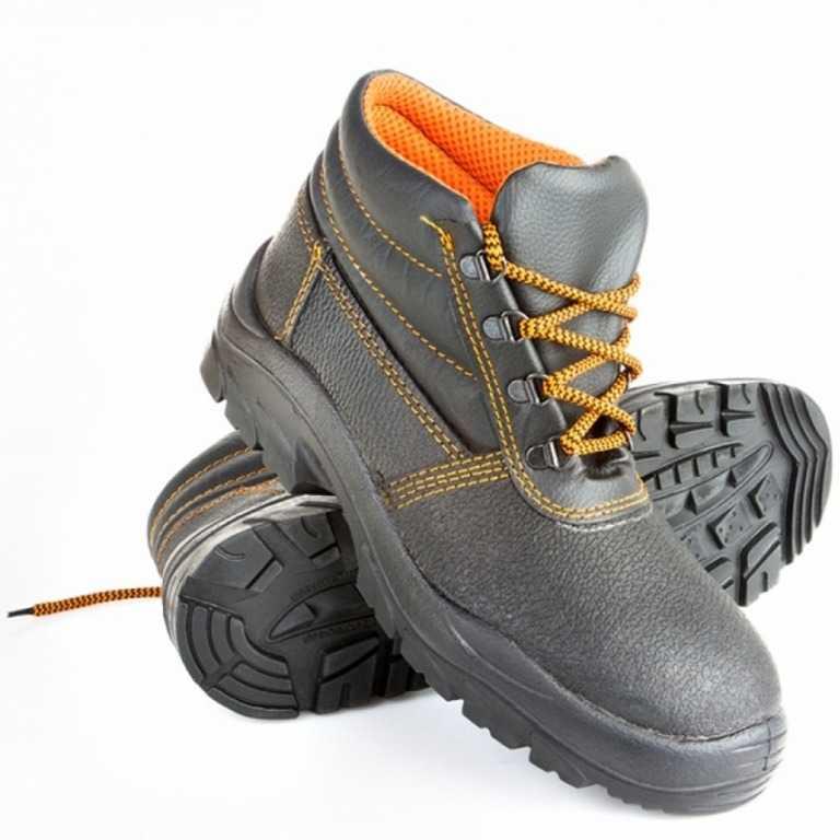 С МП ботинки мужские - Ботинки Практик
