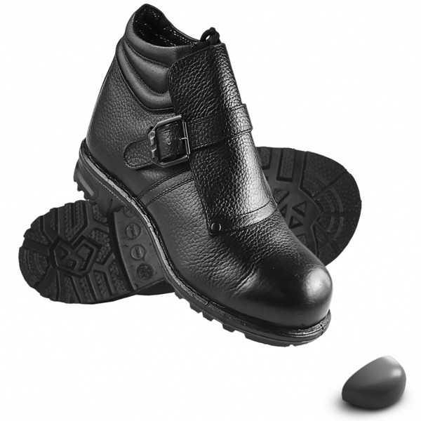 Премиум ботинки мужские - Ботинки Сварщик Премиум