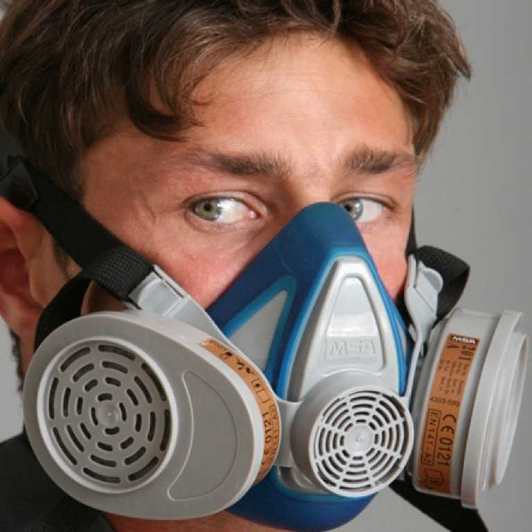 Средства защиты органов дыхания