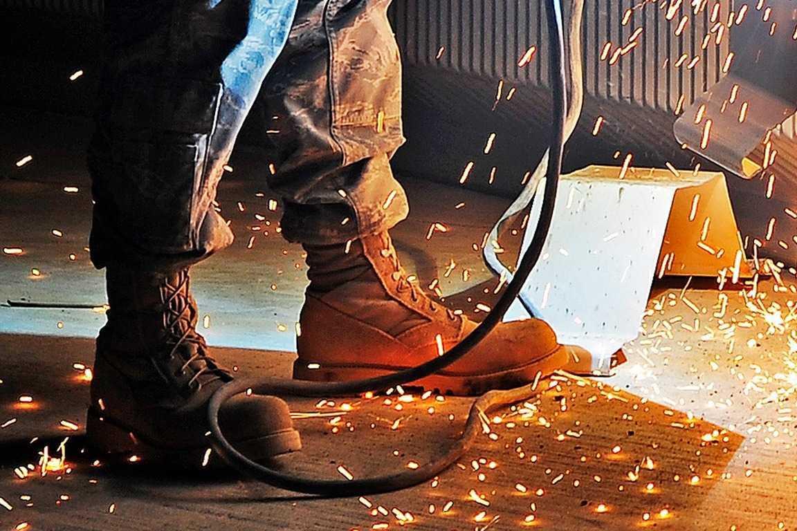 Термостойкая обувь
