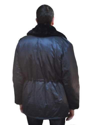 3 15 400x500 - Куртка зимняя для Охранника (черная)