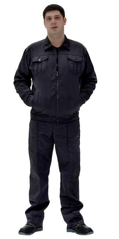 Охранник 1 - Костюм Охранника(куртка/брюки)