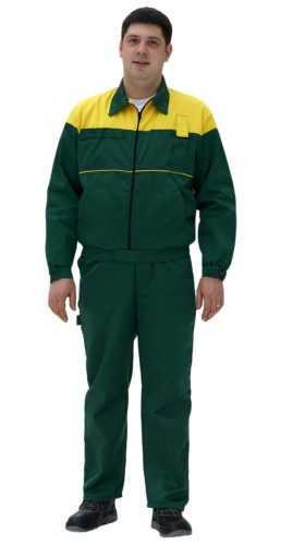 Костюм Рейнир (зеленый-желтый)