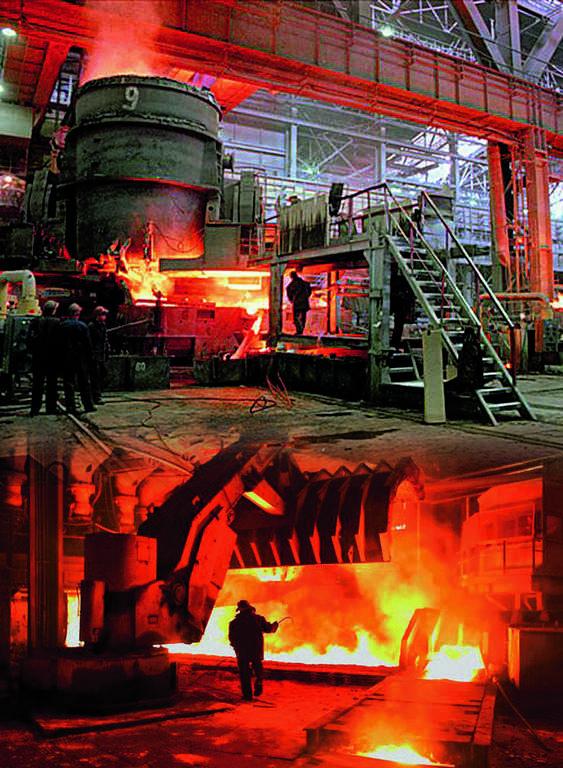 Костюмы для металлургов