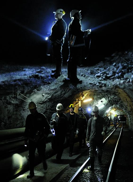 Спецодежда для шахтеров