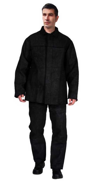 2 2 - Сварщика костюм мужской  ( Цельноспилковый )
