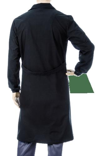 3 307x500 - Халат мужской (тк. бязь), черный