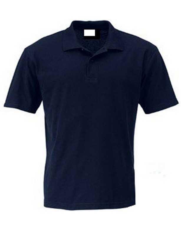 .jpg - Рубашка Поло с коротким рукавом темно-синяя