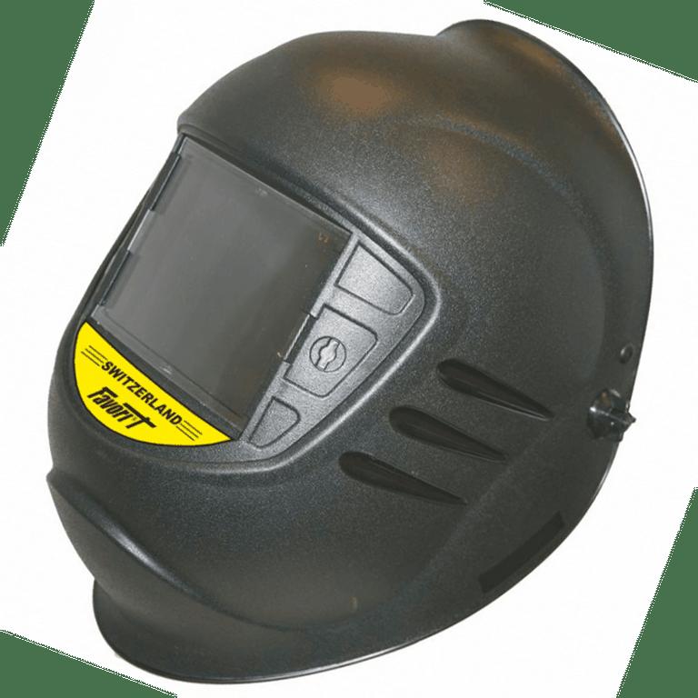 7 копия - Щиток защитный лицевой сварщика RZ10 Favorit ZEN (10) 55164
