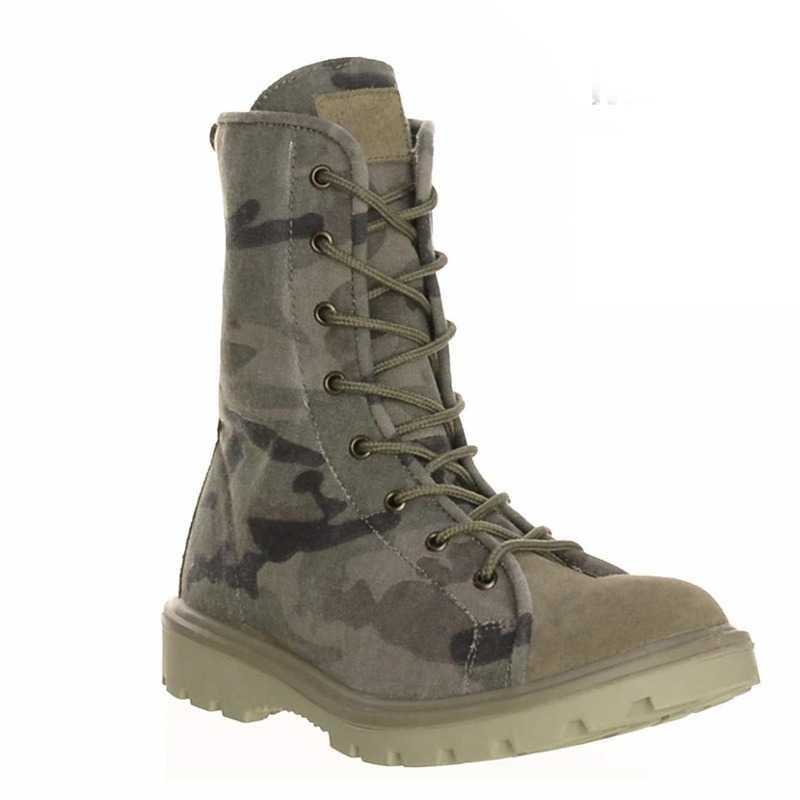 4075fba77e708827c297793c39081e66 - Ботинки с высокими берцами JUNGLE К-8