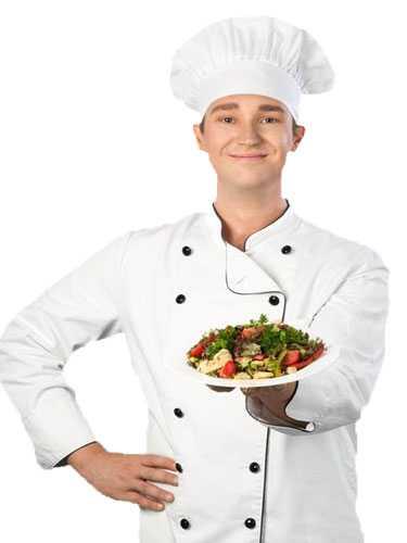 Костюмы для поваров и работников кухни