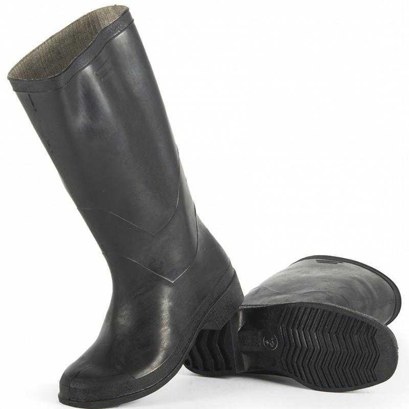 35cea25d4617136734a5896b5ad2c732 1 - Сапоги формовые резиновые женские (1 сорт), черный