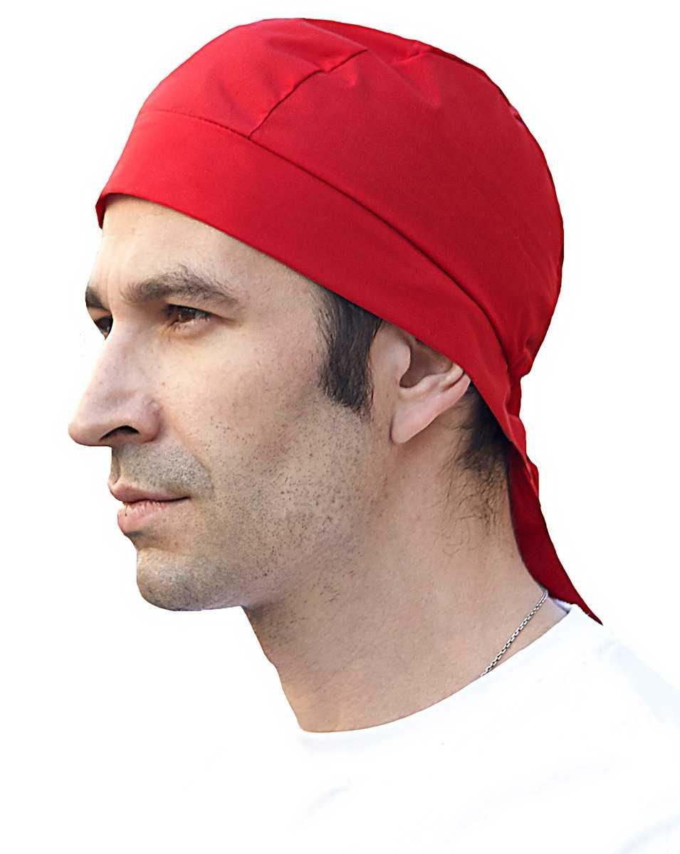 IMG 6390 - Бандана цвет красный, тк.ТиСи