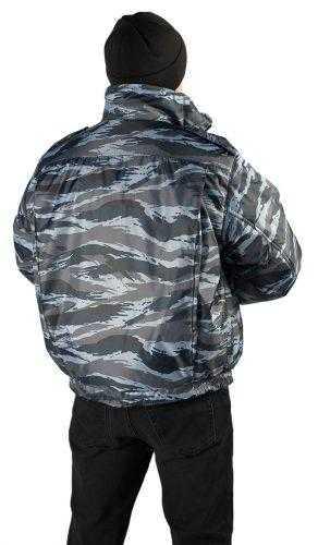 """3e3fefe47e4668354c21942405383e31 292x500 - Куртка демисезонная """"КОНТРОЛ"""" цвет: кмф """"Вихрь серый"""", ткань: Оксфорд"""