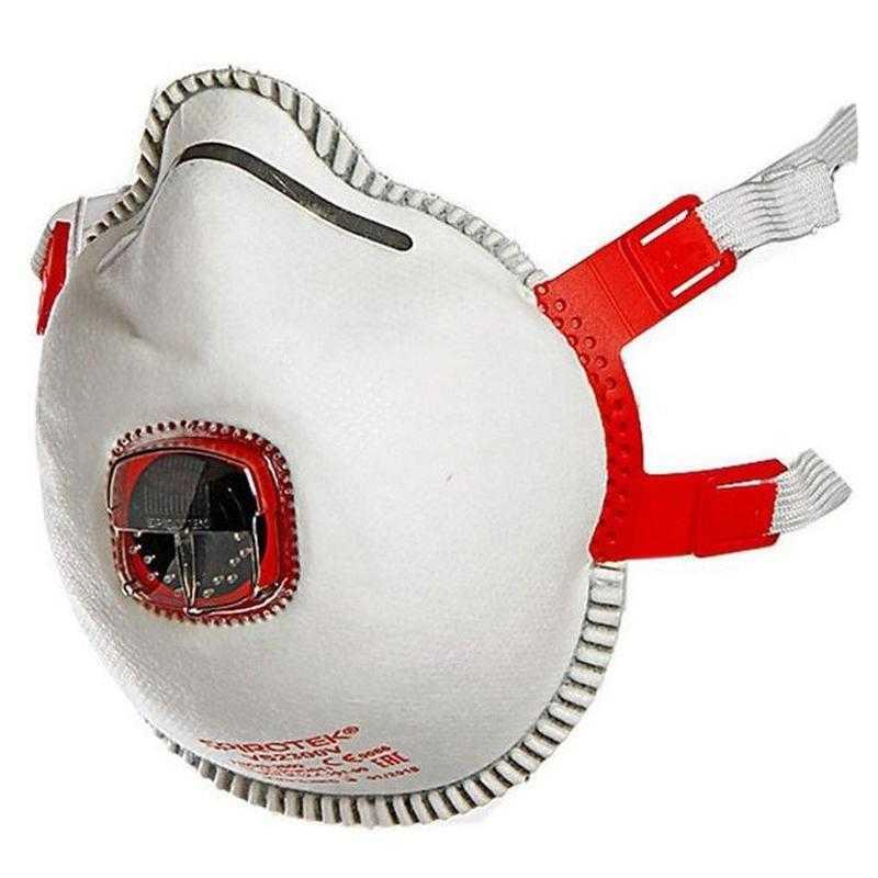 432871618 respirator spirotek vs2300v - Полумаска фильтрующая (респиратор) spirotek vs2300v