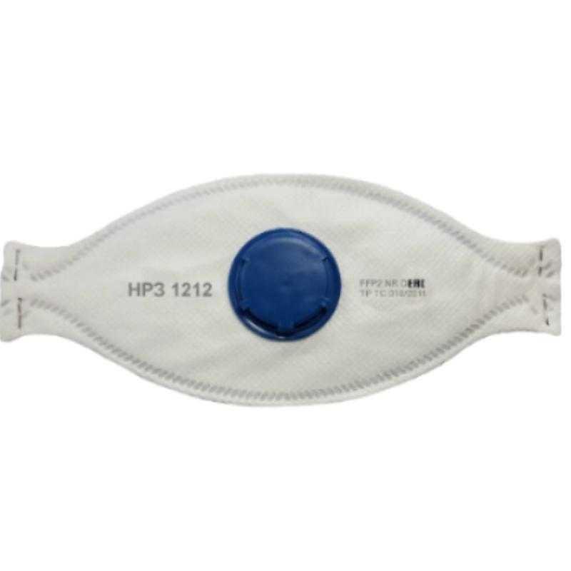 6f923bd8ec981df40b0c3bc8d9371e76 1 - Полумаска фильтрующая (респиратор) складной НРЗ-1212 с клапаном FFP2
