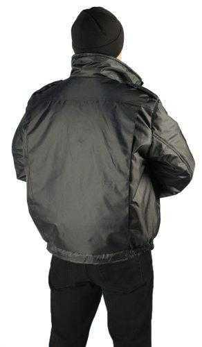 """b1478ecb9a3e8f80ef4f17c51cc2d06e 292x500 - Куртка демисезонная """"КОНТРОЛ"""" цвет: Черный, ткань: Оксфорд"""