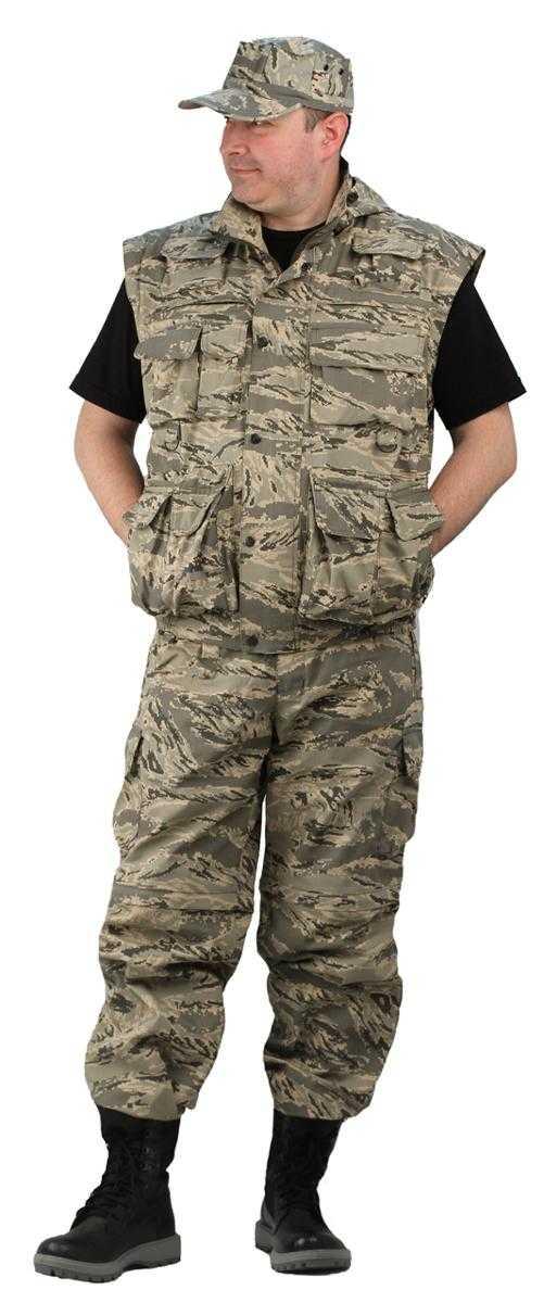"bc385558d427c3b8c3f0597a0edd225b - Костюм ""КОММАНДО ТРАНСФОРМ"" куртка/брюки, цвет: кмф ""Легион серый"", ткань: Рип-Стоп"