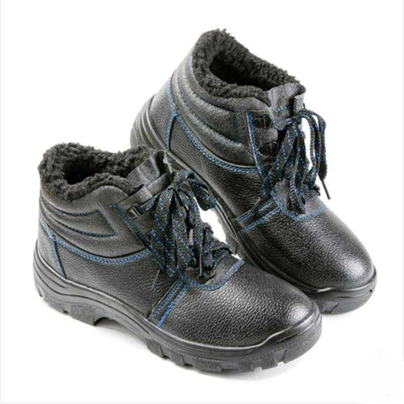 13М 2 - Ботинки (иск.мех) ПУ