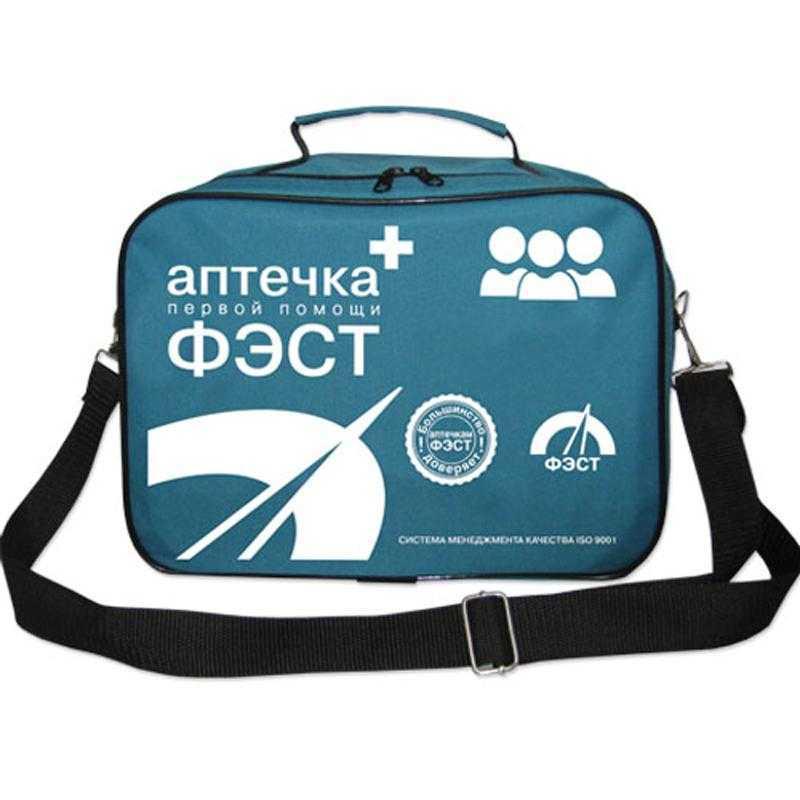 ap165 b восстановлено - Аптечка ФЭСТ нефтяника и газовика (сумка)