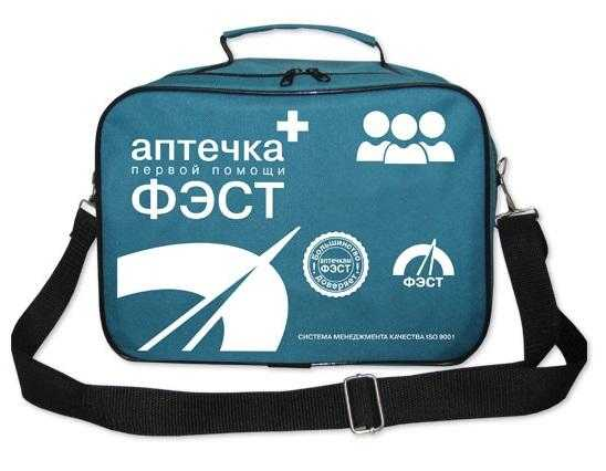 bfd9487802692ad329313d16611132e8 1 - Аптечка ФЭСТ энергетика (сумка)