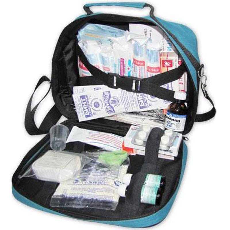 f5a3fca0acfaaa919e0f55444fa10d28 - Аптечка ФЭСТ противоожоговая (сумка)