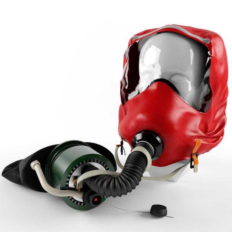 spi 20m aptv - Самоспасатель пожарный изолирующий СПИ-20М