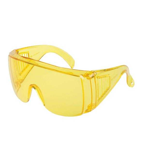 "201d8a7b5bdfe6b396dbe4ef153e0c47 - Очки защитные тип ""Люцерна"" желтые"