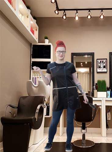 Спецодежда для парикмахеров