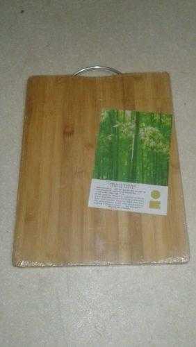 Доска раздел. бамбук Большая 30-40см 8058