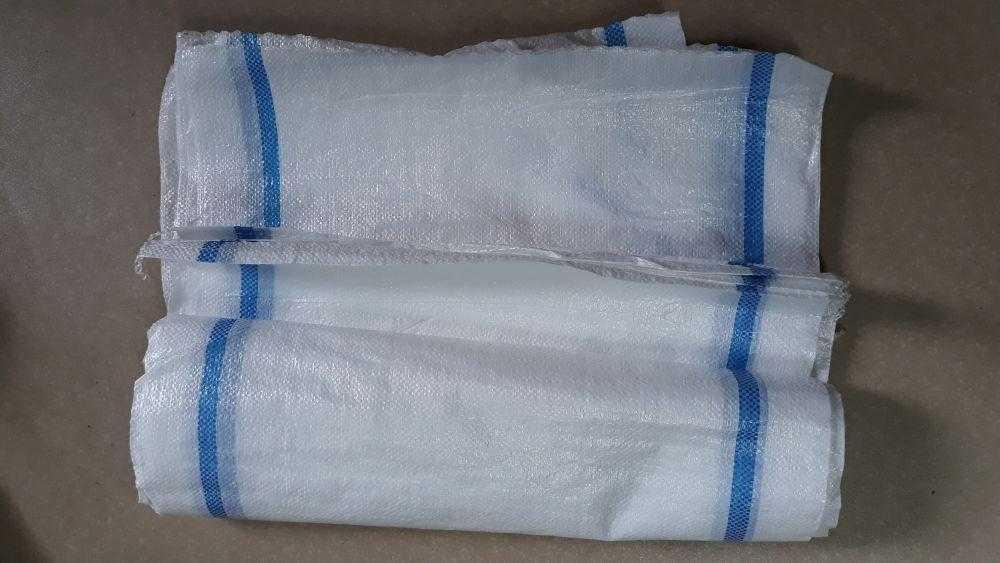 строительные белые 95 55см люкс 10 100 1000 2132 - Мешки строительные белые 95-55см люкс 10-100-1000