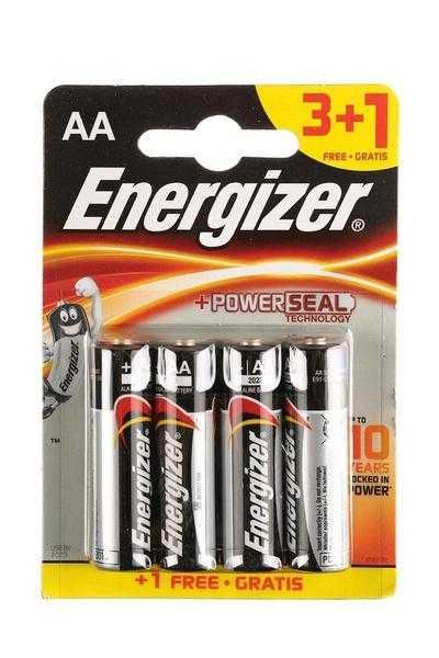Energizer LR6 4 96 1144 - Батарейка Energizer LR6 4/96