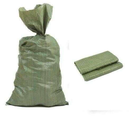 мешки для стр.мусора зеленые ЛЮКС 10-100-1000 2133