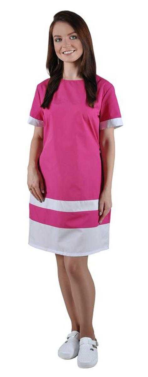 DSC 9403 - Платье медицинское женское Эльза тк.Тиси