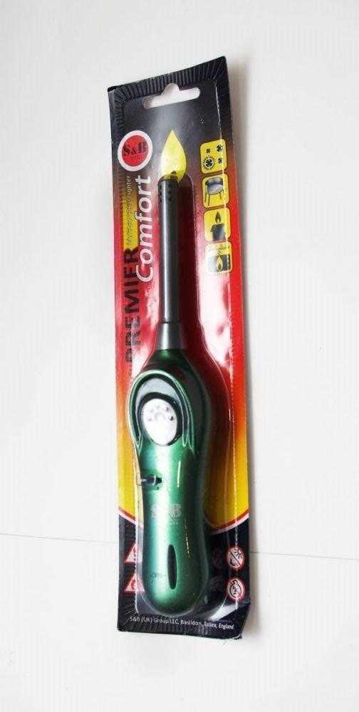 газовая Comfort 8412 - Зажигалка газовая Comfort