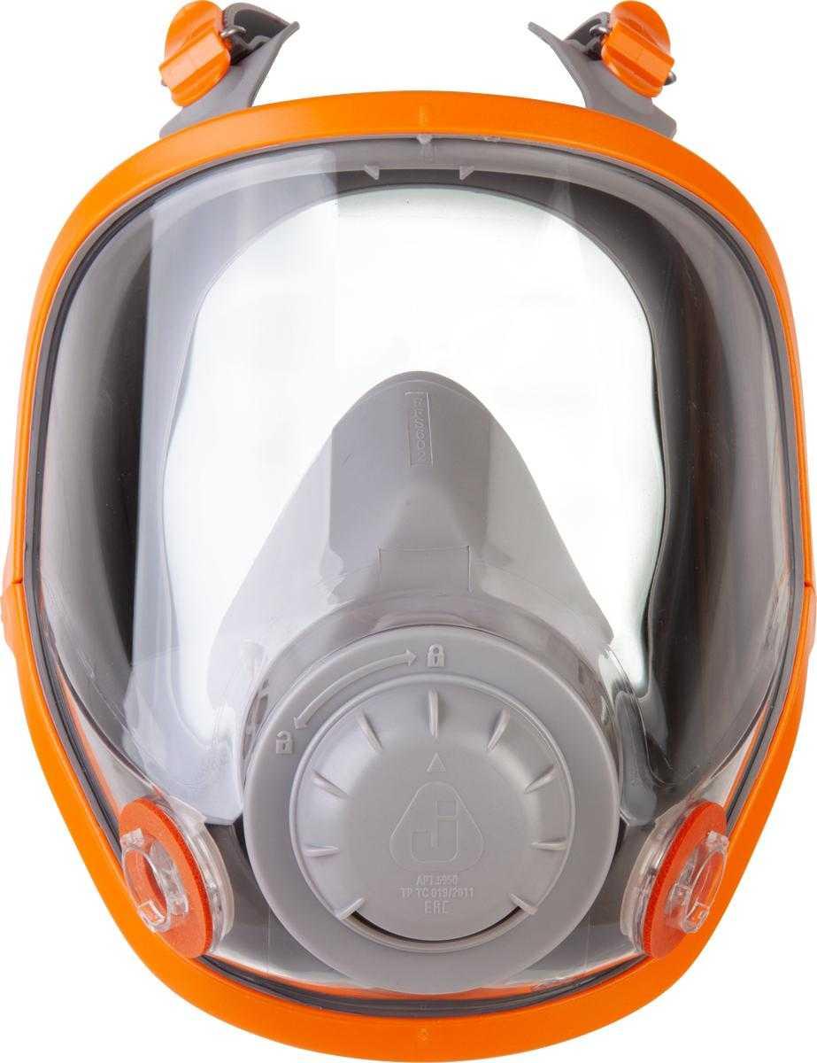 js 5950 new - Маска полнолицевая  Jeta Safety 5950, в комплекте пленка 5951
