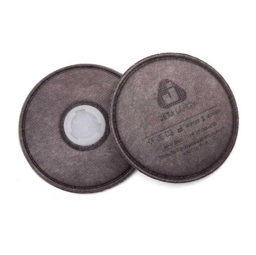 js 6521 - Фильтр угольный промышленный противоаэрозольный P3 6521