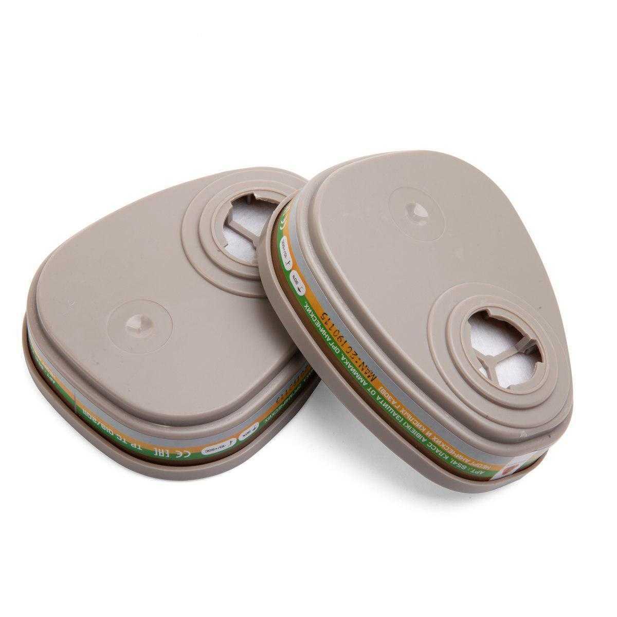 js 6541 pair - Фильтр комбинированный для защиты от органических, неорганических кислых газов АВЕК1 6541
