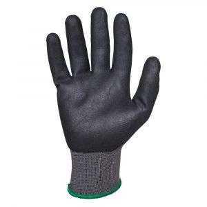 js jn041 1 300x300 - Защитные промышленные трикотажные перчатки из полиэстера с пенонитриловым покрытием ладони JN041