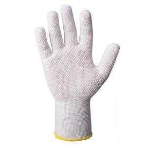 js jsd011 1 300x300 - Бесшовные трикотажные защитные перчатки с точечным ПВХ покрытием