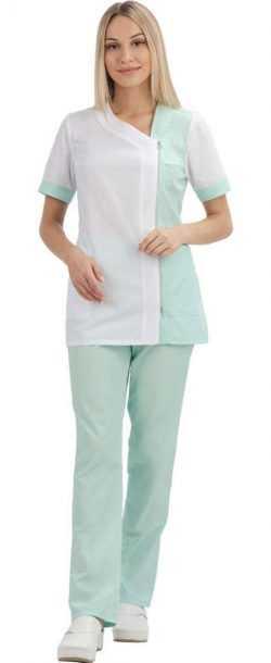 001 4 250x610 - Костюм медицинский женский Никс