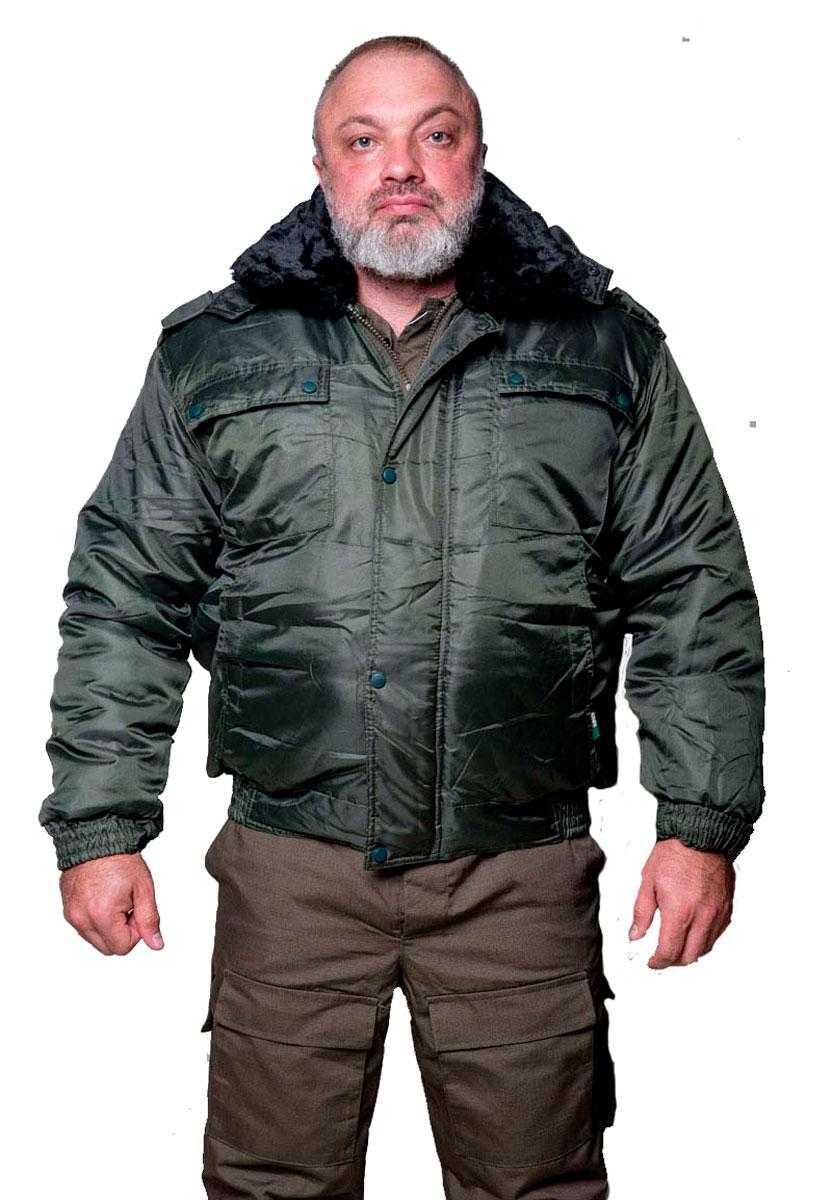patriot 159 - Куртка  Оперативка (оливковая, оксфорд)