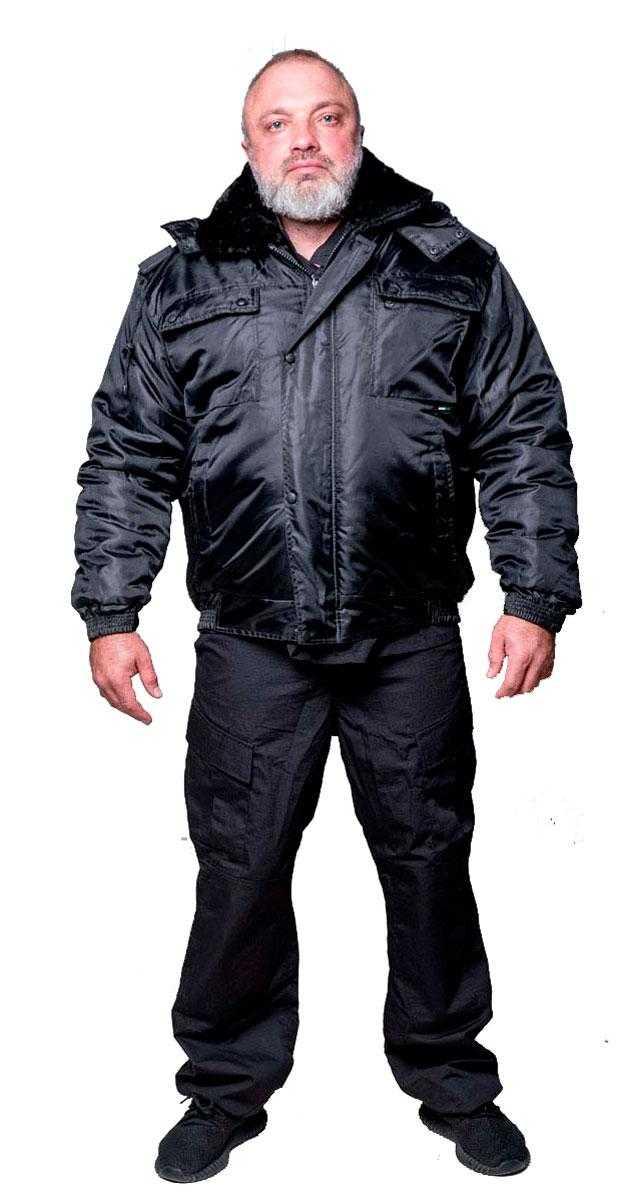 patriot 179 - Куртка Оперативка (оксфорд)