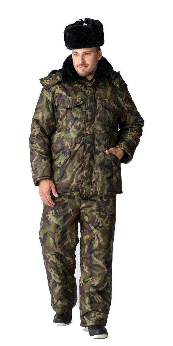 b041b150b8fd3233c5f1e6f0688a880b - Костюм зимний для Охранника (брюки), КМФ НАТО